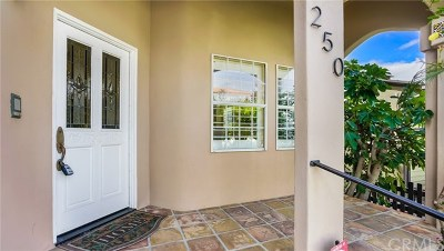 Long Beach Single Family Home For Sale: 250 Claremont Avenue