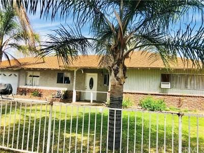 Rialto Single Family Home For Sale: 751 N Eucalyptus Avenue