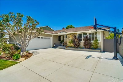 Long Beach Single Family Home For Sale: 380 Laurinda Avenue