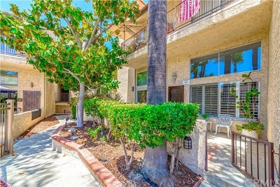 Calabasas Condo/Townhouse For Sale: 23401 Park Sorrento #45