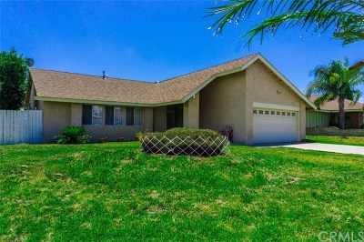 Chino Single Family Home For Sale: 4161 Polk Court