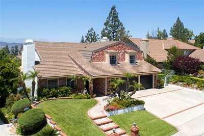 Anaheim Hills Single Family Home For Sale: 780 S Goldfinch Way