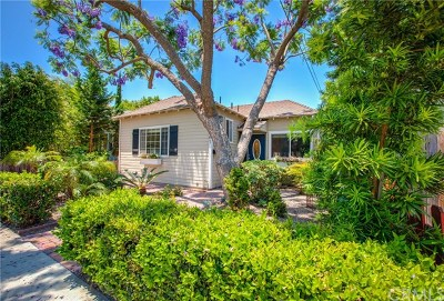 Long Beach Single Family Home For Sale: 665 Temple Avenue