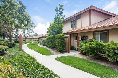 Tustin Single Family Home Active Under Contract: 2335 Fuschia Lane
