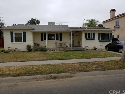 Los Alamitos Single Family Home For Sale: 11132 Saratoga Drive