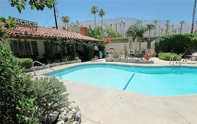 Palm Springs Multi Family Home For Sale: 351 E Cottonwood Road