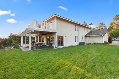 Yorba Linda Single Family Home For Sale: 20820 Fir Circle