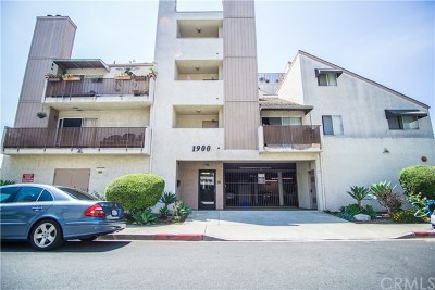 Long Beach Condo/Townhouse For Sale: 1900 E Beverly Way #41