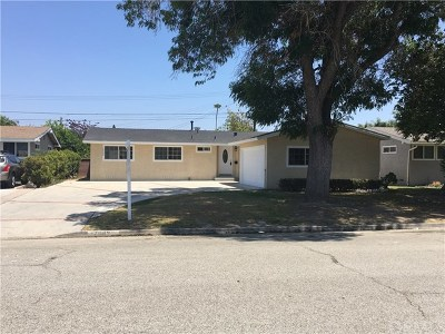 Garden Grove Single Family Home For Sale: 12082 Norma Lane