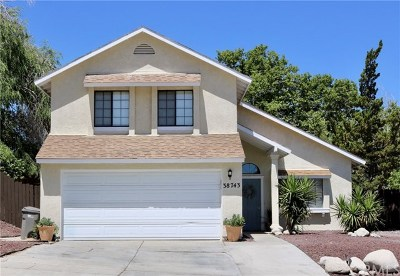 Palmdale Single Family Home For Sale: 38743 Juniper Tree Road