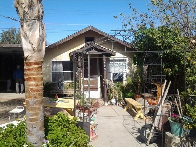 Banning Multi Family Home For Sale: 699 Plaza Street