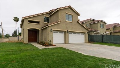 Riverside Single Family Home For Sale: 3553 Tyco Drive