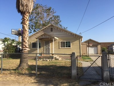 San Bernardino CA Single Family Home For Sale: $246,000