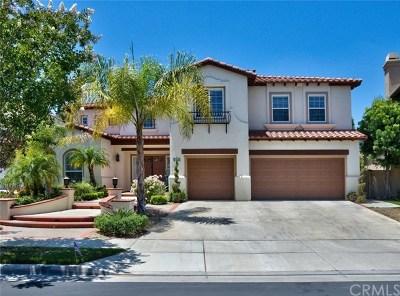 Fullerton Single Family Home For Sale: 2815 Ashberry Court