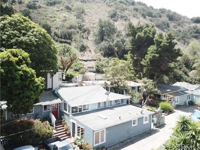 Laguna Beach Multi Family Home For Sale: 237 Woodland Drive