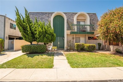 Redondo Beach Condo/Townhouse For Sale: 2306 Curtis Avenue #3