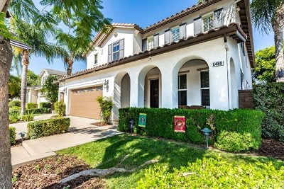 Eastvale Single Family Home For Sale: 6480 Acey Street