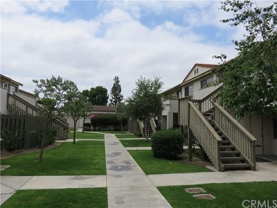 Garden Grove Condo/Townhouse Active Under Contract: 8800 Garden Grove Boulevard #22