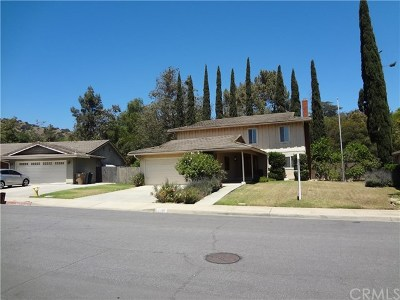 Claremont Single Family Home For Sale: 2366 N San Benito Court