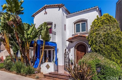 Belmont Shore (Bsd) Single Family Home For Sale: 170 Roycroft Avenue