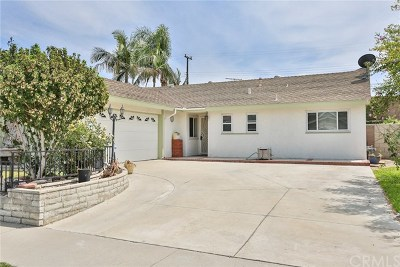 Garden Grove Single Family Home For Sale: 6692 Anthony Avenue