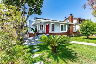 Fullerton Single Family Home For Sale: 434 W Wilshire Avenue