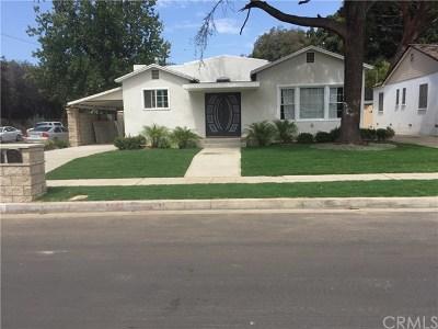 Toluca Lake Single Family Home For Sale: 4555 Willowcrest Avenue
