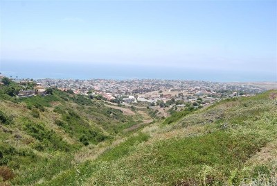San Clemente CA Residential Lots & Land For Sale: $5,000,000
