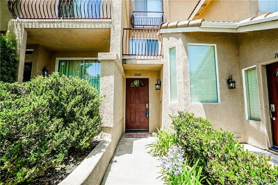 Anaheim Hills Condo/Townhouse For Sale: 1014 S Gibraltar Avenue