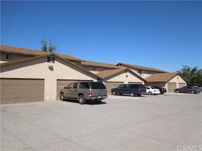 Apple Valley Multi Family Home For Sale: 21369 Nisqually Road