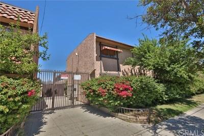 El Monte Condo/Townhouse For Sale: 11937 Magnolia Street #21