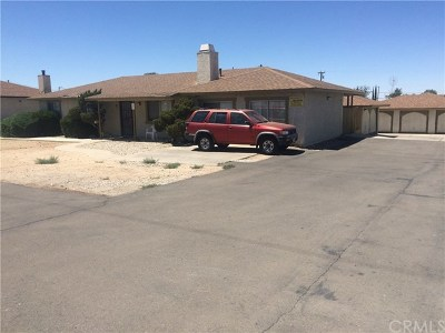 Victorville Multi Family Home For Sale: 15564 Bear Valley Road