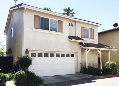 Panorama City Condo/Townhouse For Sale: 14516 Day Lily Lane #20