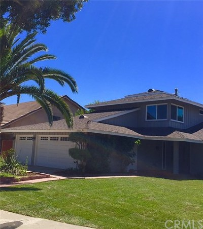 Fullerton Single Family Home For Sale: 3925 Cielo Place