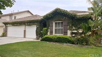 Corona Single Family Home For Sale: 4223 Havenridge Drive