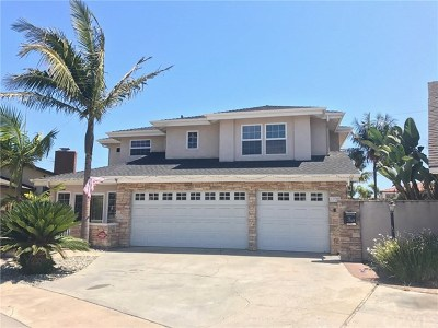 Seal Beach Single Family Home For Sale: 1720 Emerald Cove Way