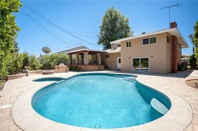 North Tustin Single Family Home For Sale: 13002 Loretta Drive
