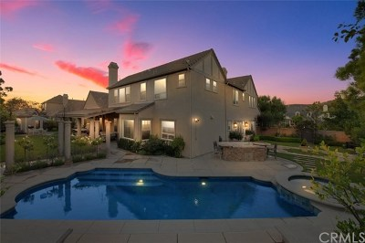 Yorba Linda Single Family Home For Sale: 19240 Steeplechase Way N