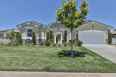 Beaumont Single Family Home For Sale: 1586 Whisper Creek