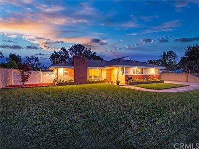 Whittier Single Family Home For Sale: 8656 Nogal Avenue