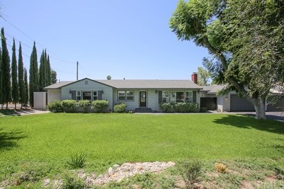 La Habra Single Family Home For Sale: 11102 Canasta Drive