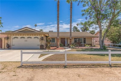 Norco Single Family Home For Sale: 2697 Sagetree Lane