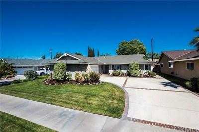Orange Single Family Home For Sale: 937 N Hart Street