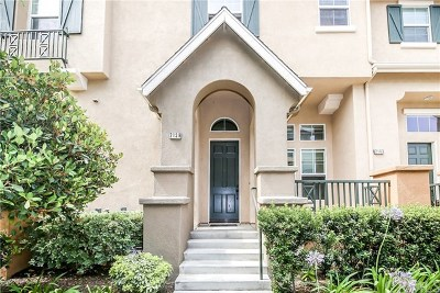 Fullerton Condo/Townhouse For Sale: 2139 Cittadin Drive