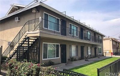 Buena Park Multi Family Home For Sale: 6501 Western Avenue