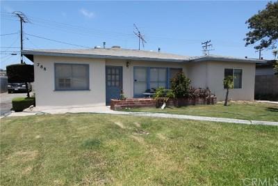 Costa Mesa Multi Family Home For Sale: 788 Joann Street