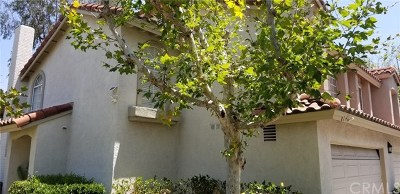 Rancho Santa Margarita Condo/Townhouse For Sale: 1 Daffodil #29