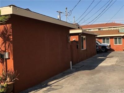Hawthorne Multi Family Home For Sale: 13536 Lemoli Avenue