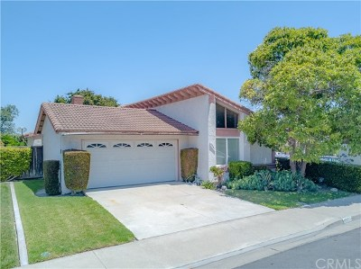 Fountain Valley Single Family Home For Sale: 8861 La Zana Court