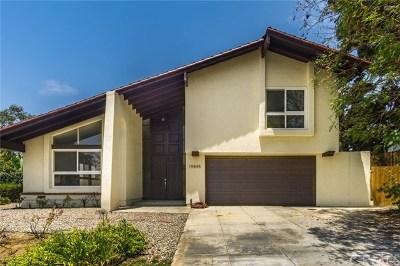Yorba Linda Single Family Home For Sale: 19845 Caprice Drive